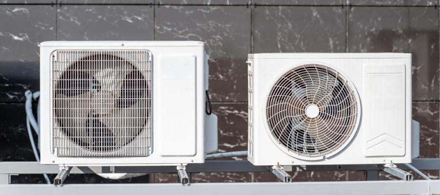 pompe à chaleur monobloc ou bibloc