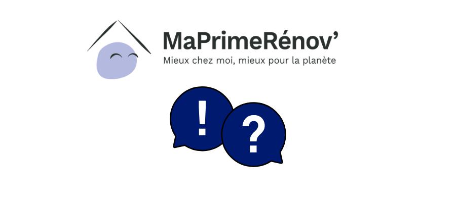 MaPrimeRénov' info