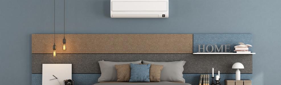 climatiseur réversible en intérieur