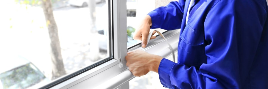 comment réparer une fenêtre