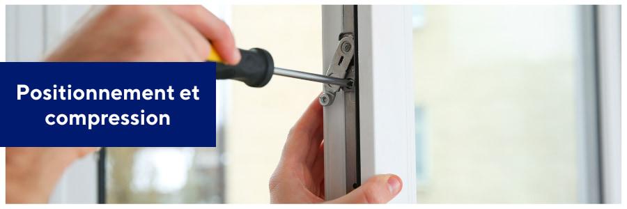comment régler des fenêtres
