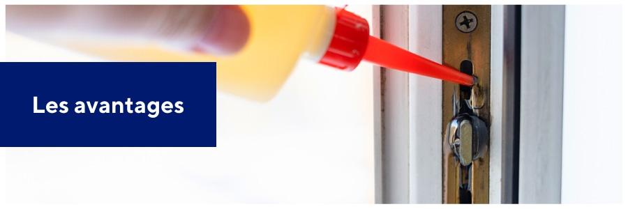 avantages de l'entretien de fenêtres
