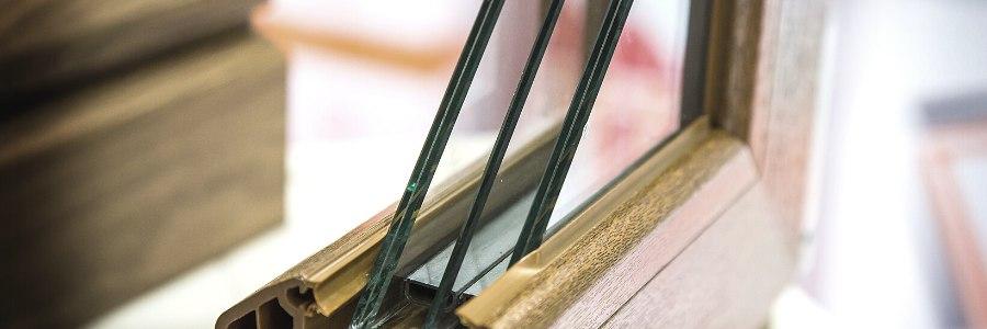 choix du vitrage d'une baie vitrée