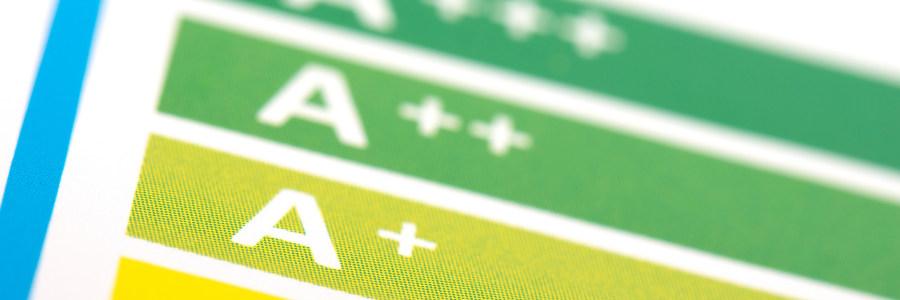 étiquette énergétique équipements