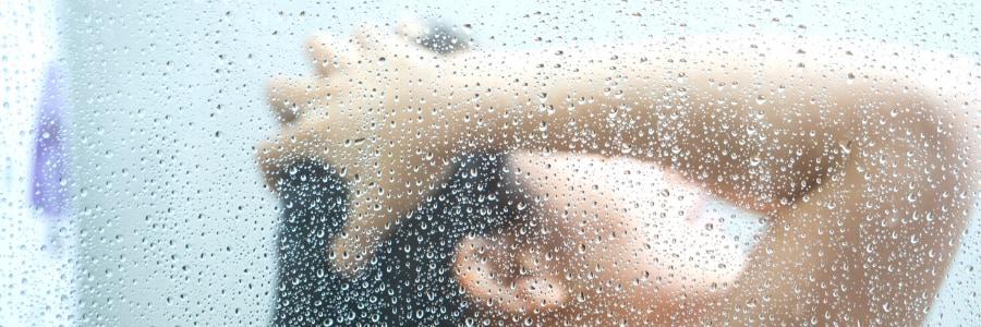 douche pour économiser l'eau
