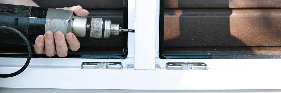 professionnel installation baie vitrée