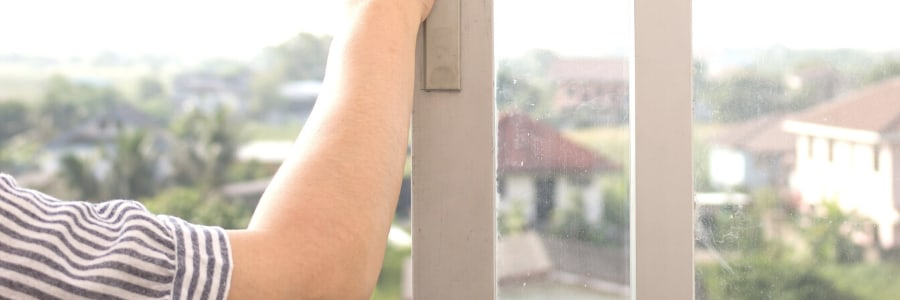 fonctionnement des fenêtres coulissantes
