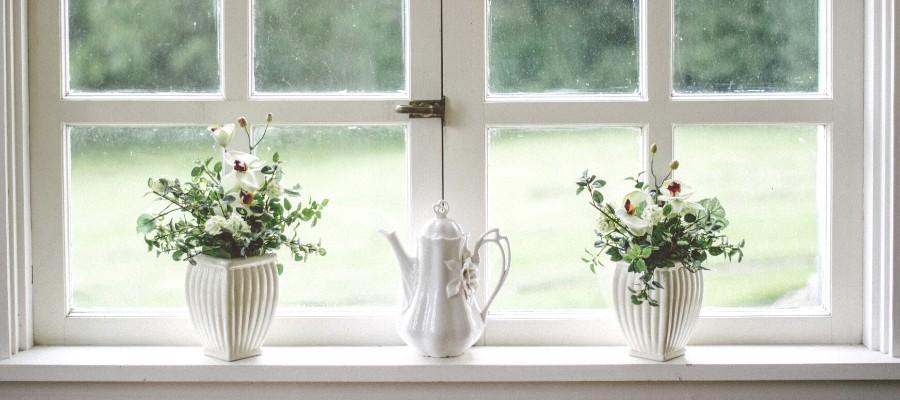 fenêtre à simple vitrage