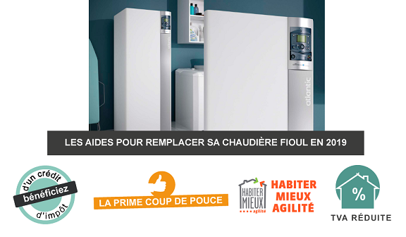 Aides remplacement chaudiere fioul 2019