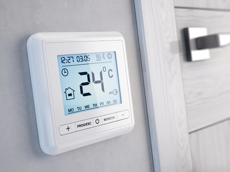 thermostat programmable chaudiere