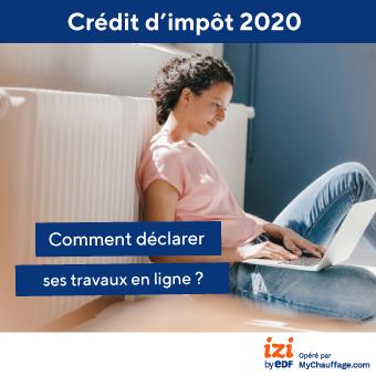 Comment déclarer ses travaux en ligne en 2020 ?