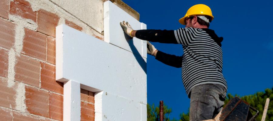 comment fonctionne une isolation thermique des murs par l'extérieur