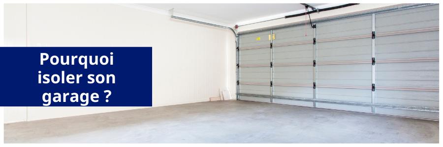 Avantages d'une bonne isolation garage