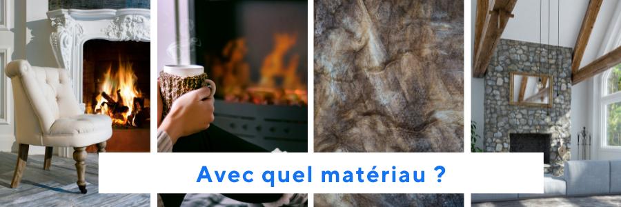 matériau pour isoler un conduit de cheminée