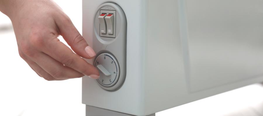 Chauffage à l'électricité : fonctionnements, coût et type d'appareils