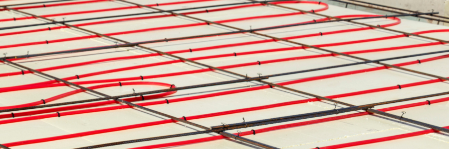 Le plancher chauffant électrique : une solution moins courante