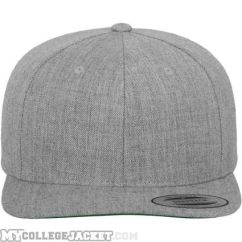 Classic Snapback Heather vorne