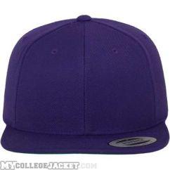 Classic Snapback Purple vorne