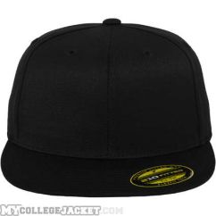 Premium 210 Fitted Black vorne