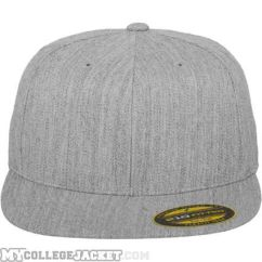 Premium 210 Fitted Heather vorne