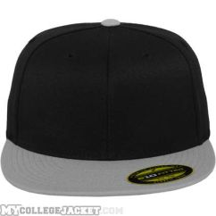 Premium 210 Fitted 2-Tone Black Grey vorne