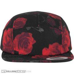 Roses Jockey Cap vorne