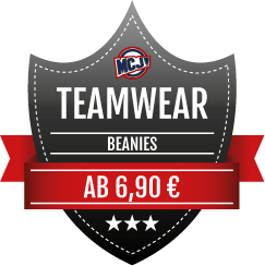 Teamwear Angebot Beanies
