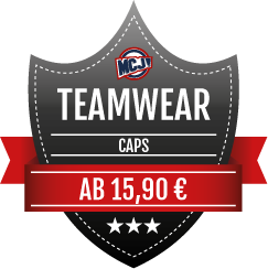 Teamwear Angebot Caps