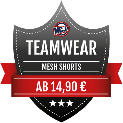 Teamwear Angebot Mesh Shorts