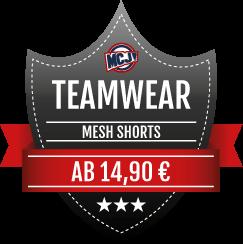Teamwear Angebot Mesh Shorts