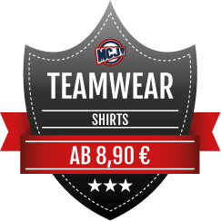 Teamwear Angebot Shirts