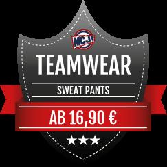 Teamwear Angebot Sweat Pants