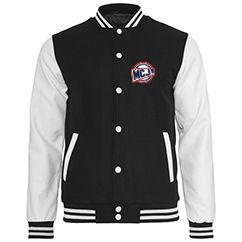 Teamwear Oldschool Collegejackets