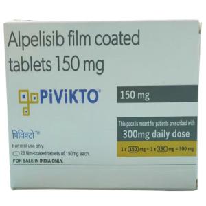 Pivikto 150 mg Alpelisib Tablet