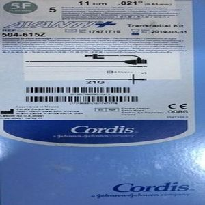 Transradial Sheath Cordis 5fr