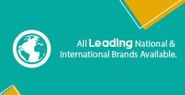 Indian and International Brands