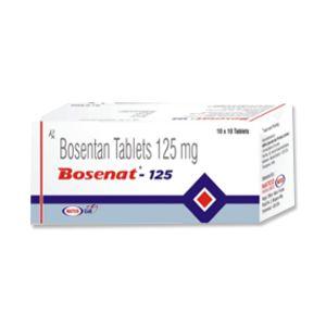 Bosenat 125mg Bosentan Tablet