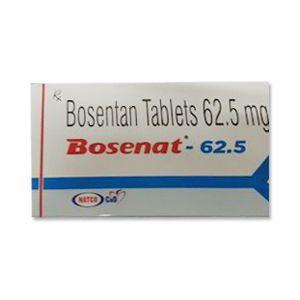 Bosenat 62.5mg Bosentan Tablet