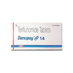 Denopsy 14mg Teriflunomide Tablet