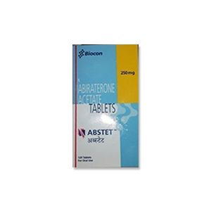 Abstet 250mg Abiraterone Tablets