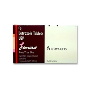 Femara 2.5mg Letrozole Tablets