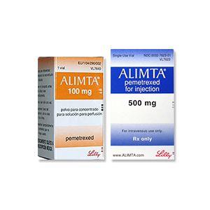 Alimta 100mg/500mg Injection