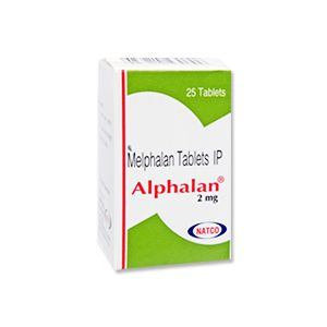 Alphalan 2mg Melphalan Tablets