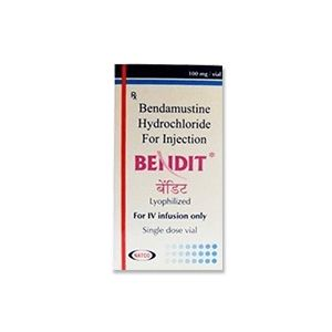 Bendit Bendamustine 100 mg Injection