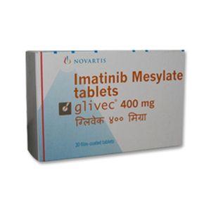 Glivec 400 mg Imatinib Novartis