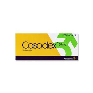 Casodex : Bicalutamide 50 mg Tablet 28'S