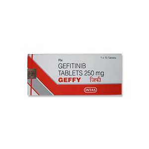 Geffy 250mg Gefitinib Tablets