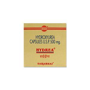 HYDREA - Hydroxyurea 500mg Capsules