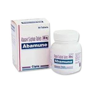 Abamune : Abacavir Sulfate 300 mg Tablets