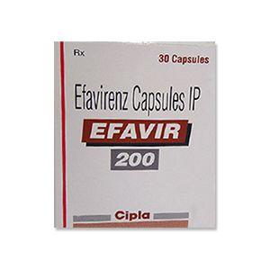 Efavir - Efavirenz Capsules